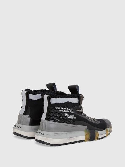Diesel - H-PADOLA GL, Black - Sneakers - Image 3