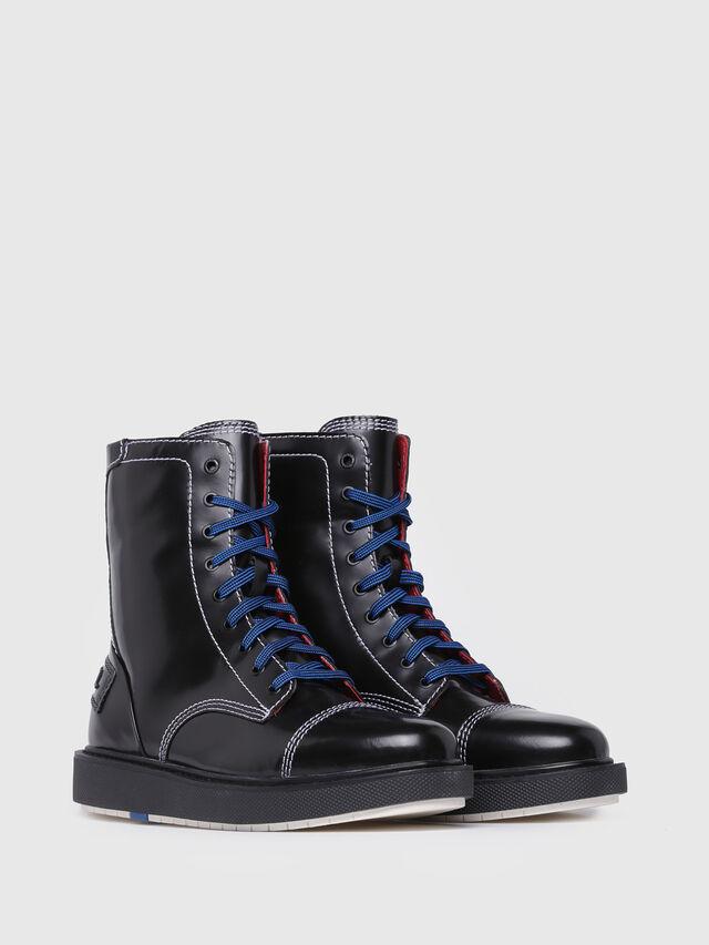 Diesel - D-CAGE DBB, Bright Black - Boots - Image 2