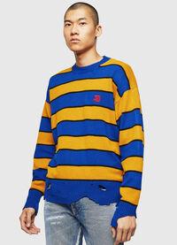 K-LOVERY, Blue/Yellow