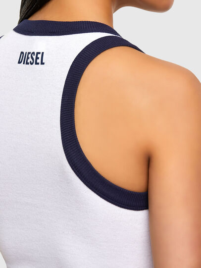 Diesel - UFBY-ELINA-C, White - Bodysuits - Image 3