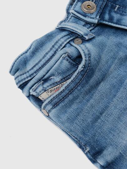 Diesel - SLEENKER-B JOGGJEANS-N, Medium blue - Jeans - Image 3