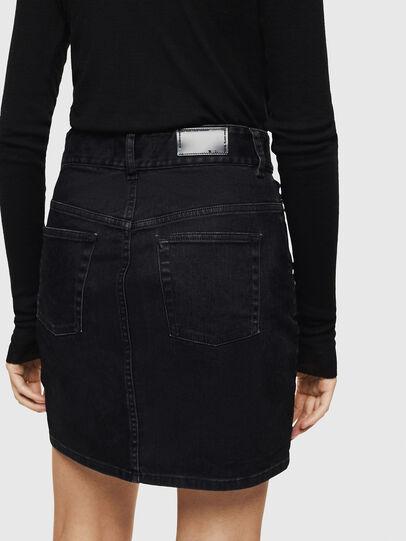 Diesel - OSILKA, Black - Skirts - Image 2