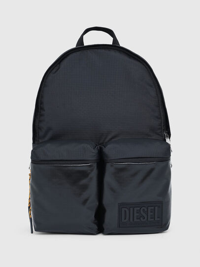 Diesel - BACKYO, Black - Backpacks - Image 1
