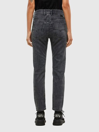 Diesel - Krailey JoggJeans 069QB, Black/Dark grey - Jeans - Image 2