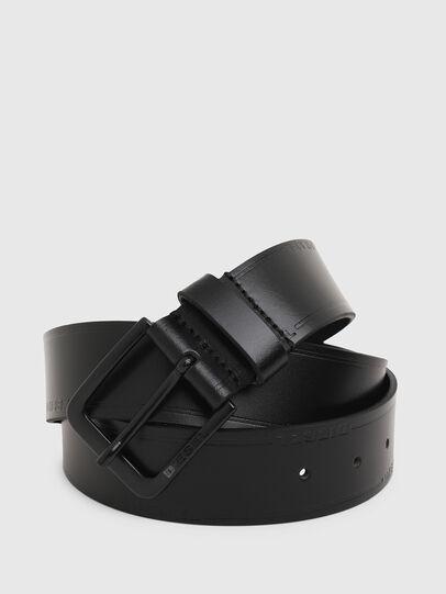 Diesel - B-MARTI, Black - Belts - Image 2