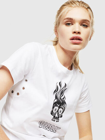 Diesel - T-SILY-WQ,  - T-Shirts - Image 3