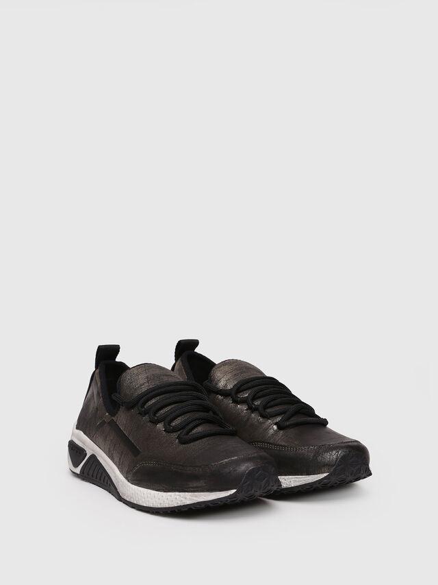 Diesel - S-KBY, Gold/Black - Sneakers - Image 3