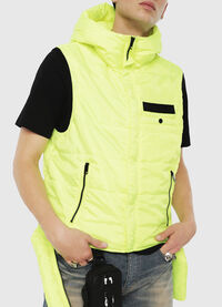W-SUN-REV-SLESS, Yellow Fluo