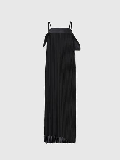 Diesel - D-PERL, Black - Dresses - Image 1