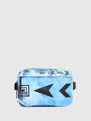 Convertible belt bag in light nylon