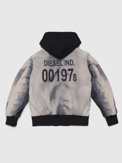 Diesel - JFOREST, Black - Jackets - Image 2