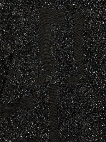 Diesel - M-AGATE, Black - Knitwear - Image 4