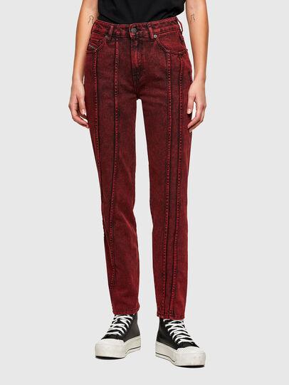 Diesel - D-Joy 009RJ, Red - Jeans - Image 1