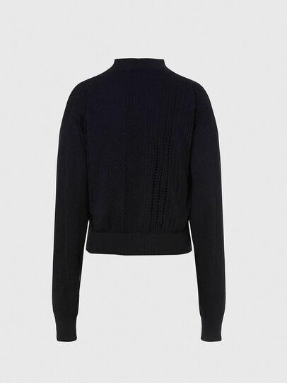 Diesel - M-ZELDA, Black - Knitwear - Image 2