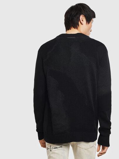 Diesel - K-CAMMY, Black - Knitwear - Image 2