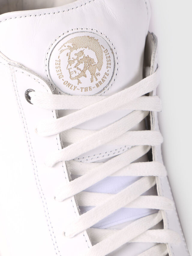 Diesel S-NENTISH, White - Sneakers - Image 6