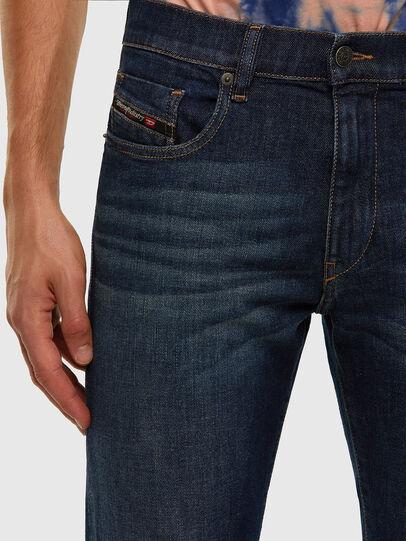 Diesel - D-Strukt 009HN, Dark Blue - Jeans - Image 3