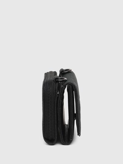 Diesel - LORY, Black - Small Wallets - Image 3