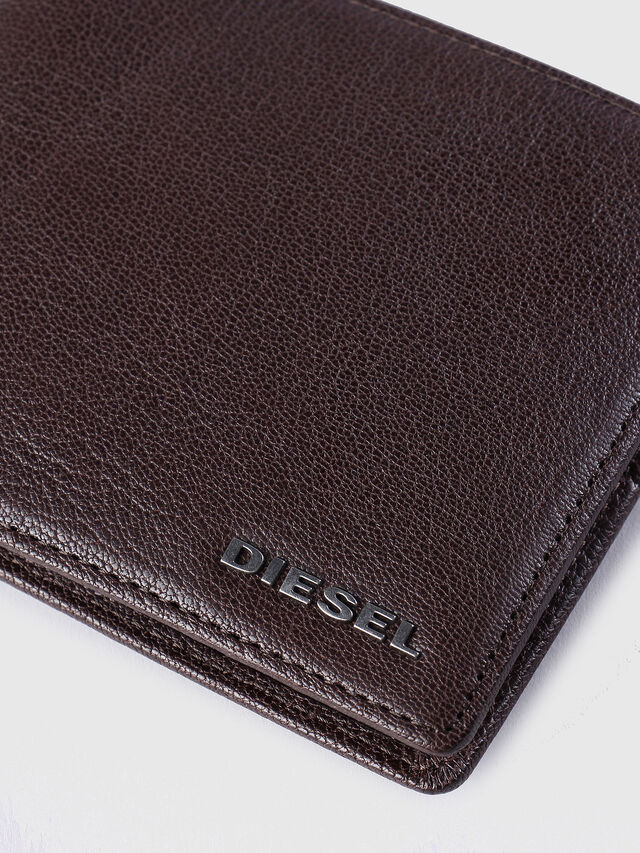 Diesel NEELA S, Brown - Small Wallets - Image 3