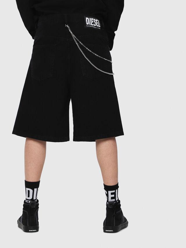 Diesel - D-BRON, Black - Shorts - Image 2