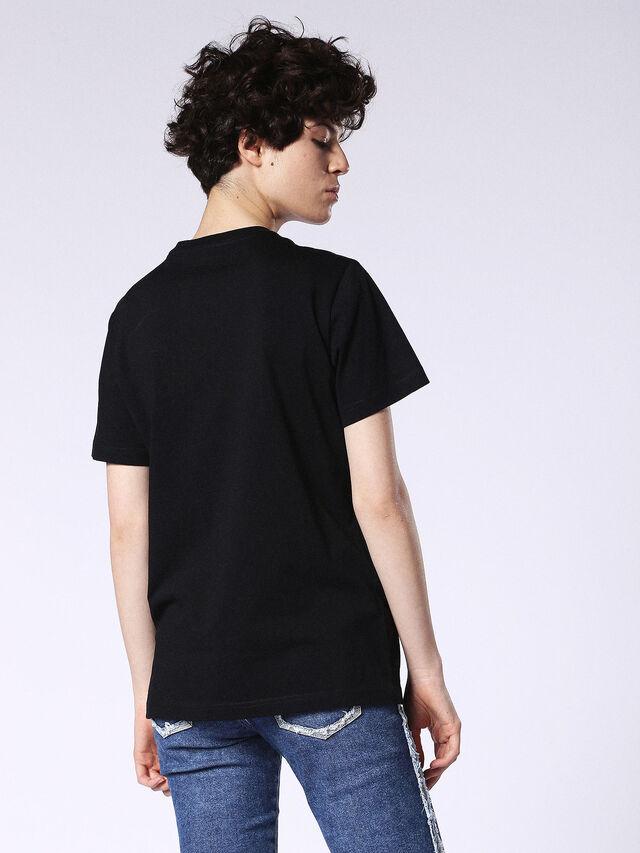 T-JOE-SG-FL, Black