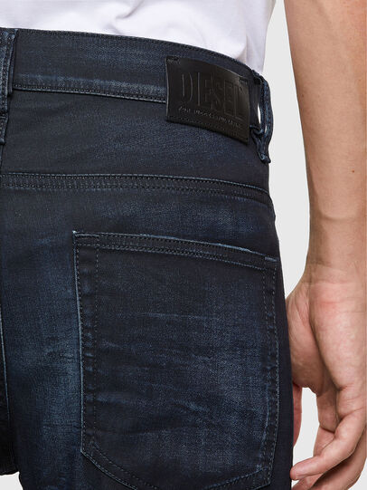 Diesel - D-Reeft JoggJeans 069RB, Dark Blue - Jeans - Image 5