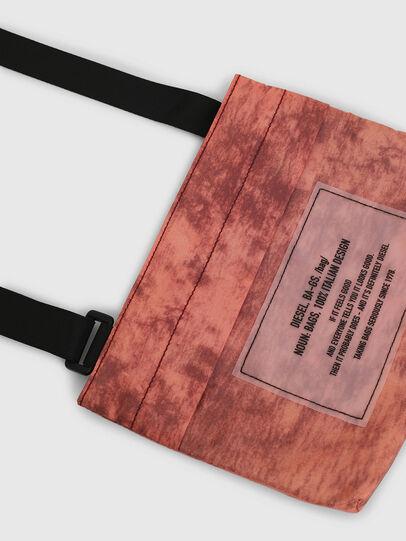 Diesel - CROPAK, Red - Crossbody Bags - Image 5