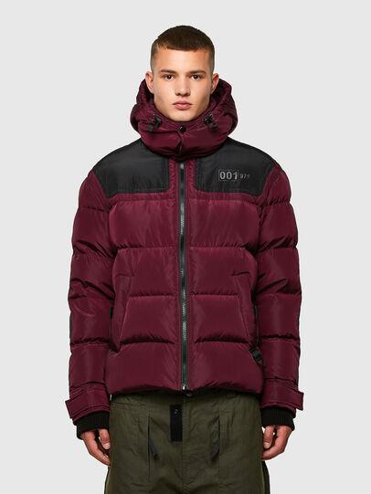 Diesel - W-RUSSELL, Violet - Winter Jackets - Image 1