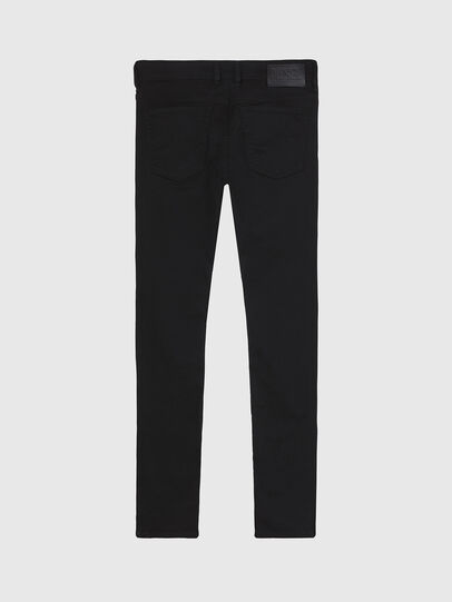 Diesel - Sleenker A69EI, Black/Dark grey - Jeans - Image 2