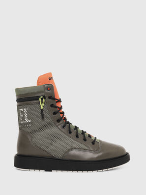 H-CAGE DBZ, Olive Green - Boots