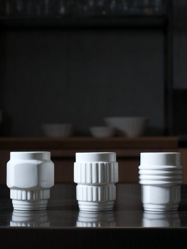 Living 10976 MACHINE COLLEC, White - Cups - Image 3