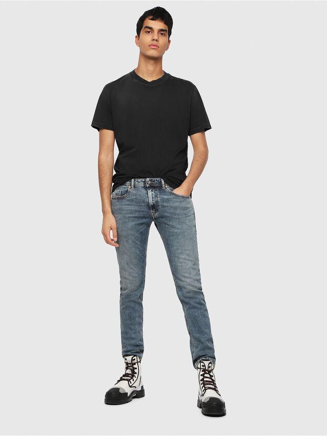 Diesel - Thommer 084UX, Medium blue - Jeans - Image 4
