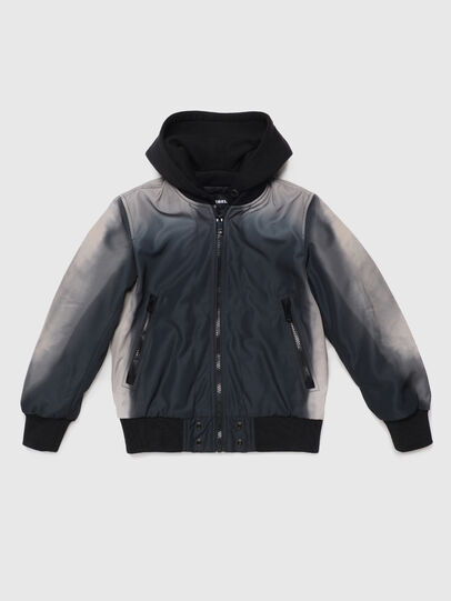 Diesel - JFOREST, Black - Jackets - Image 1