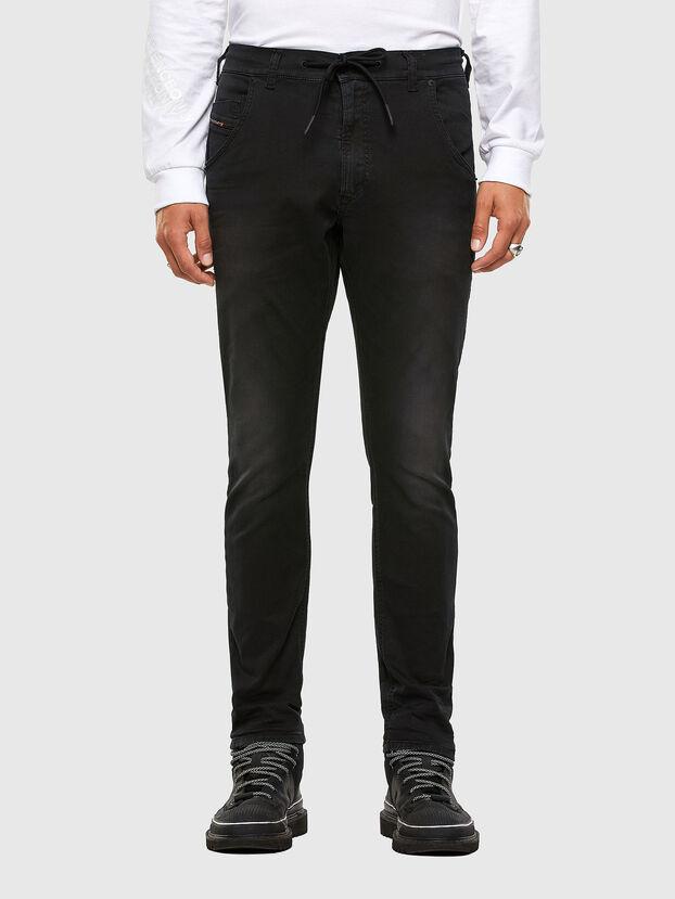 Krooley JoggJeans 0670M, Black - Jeans