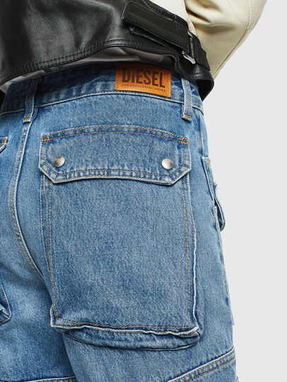 Diesel - DE-MIRY, Blue Jeans - Pants - Image 3