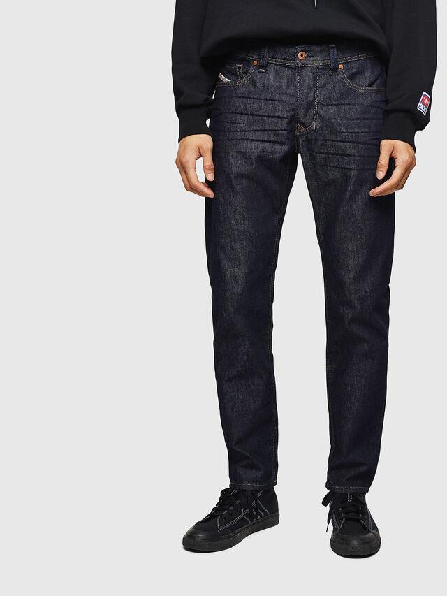 Diesel - Larkee-Beex 084HN, Dark Blue - Jeans - Image 1