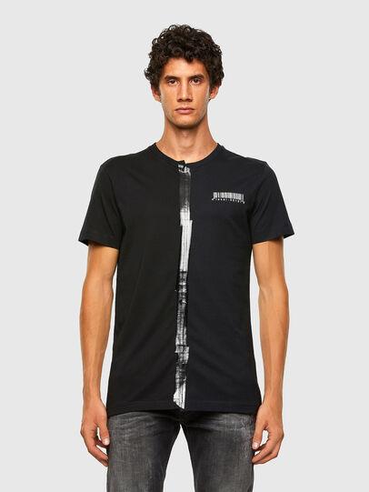 Diesel - T-JUBBY, Black - T-Shirts - Image 5