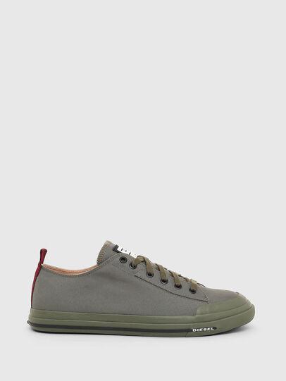 Diesel - S-ASTICO LOW CUT, Dark grey - Sneakers - Image 1