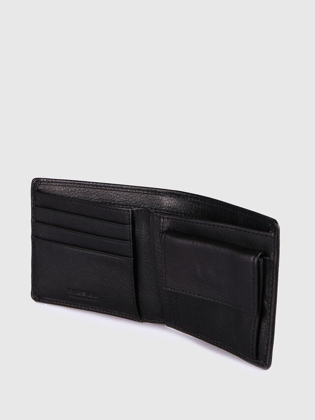 STERLING BOX I, Black Leather
