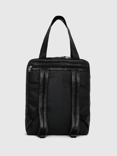 Diesel - ZAVIO, Black - Shopping and Shoulder Bags - Image 2