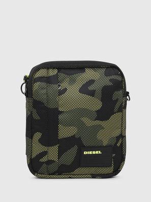 ODERZO, Green Camouflage - Crossbody Bags