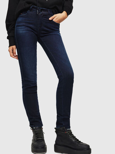 Diesel - Sandy 083AG, Dark Blue - Jeans - Image 1