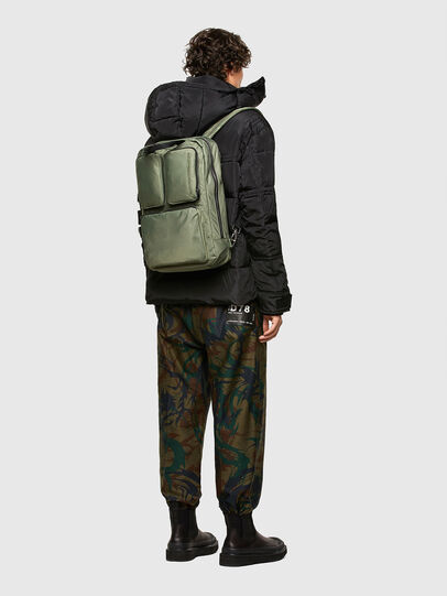 Diesel - TROPHY, Green - Backpacks - Image 7