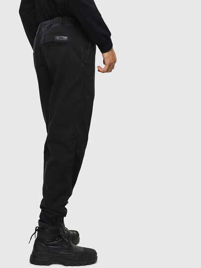 Diesel - D-Toller 0687Z, Black/Dark grey - Jeans - Image 4