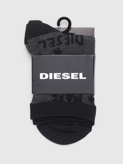 Diesel - SKF-SIUXINE, Black - Socks - Image 2