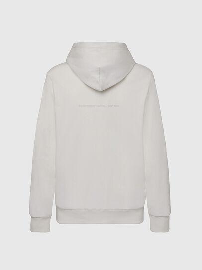 Diesel - S-GIRK-HOOD-X1, White - Sweaters - Image 2