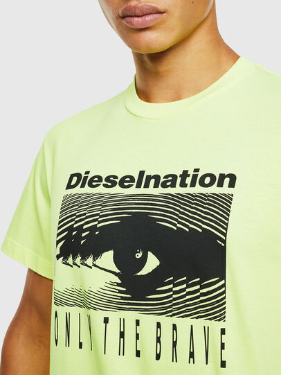 Diesel - T-DIEGO-J4,  - T-Shirts - Image 5