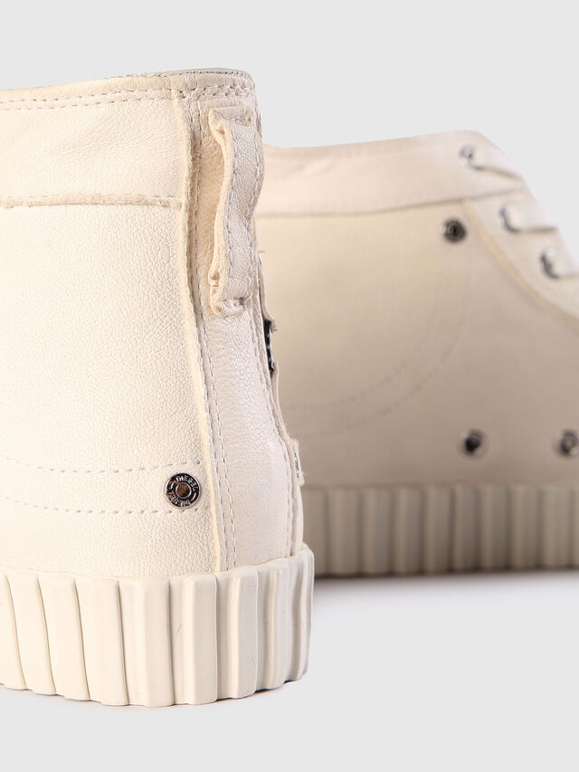 Diesel S-EXPOSURE CMC W, White - Sneakers - Image 6