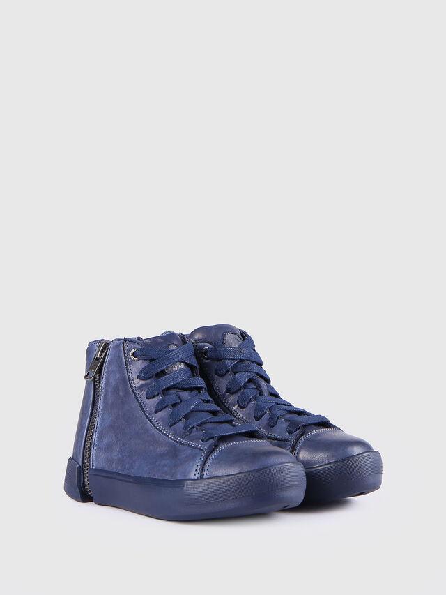 Diesel - SN MID 24 NETISH YO, Navy Blue - Footwear - Image 2