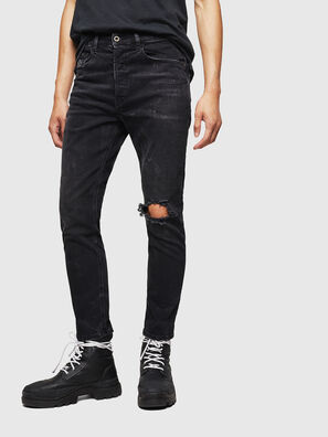 D-Eetar 069DV, Black/Dark grey - Jeans